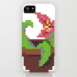 Tentacle Plant iPhone Case