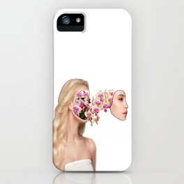 Look at me iPhone Case