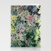plants Stationery Cards featuring Plants by krstnhrmnsn