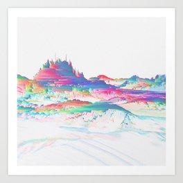 MNŁŃMT Art Print