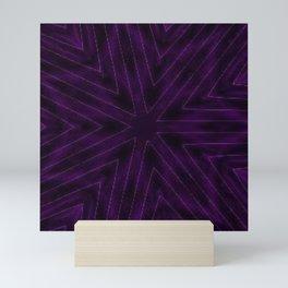 Eggplant Purple Mini Art Print