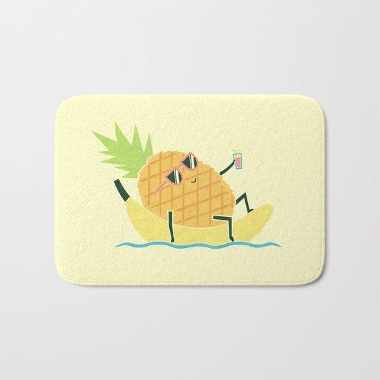 Summer Chillin Bath Mat