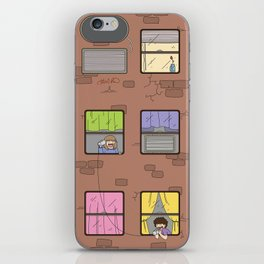 Connection iPhone Skin