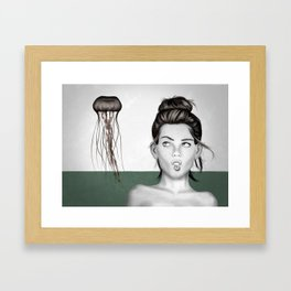 So Jelly Framed Art Print