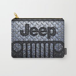 jeep logo Carry-All Pouch