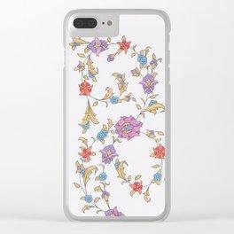 Orient Art Clear iPhone Case