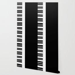 Piano Keys Wallpaper