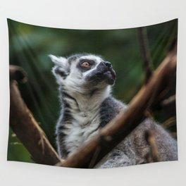 Lemur Wall Tapestry