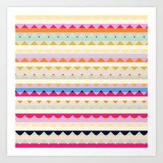 Mix #590 Art Print