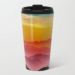 Rainbow Nature Travel Mug