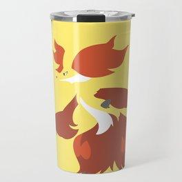 Delphox Travel Mug
