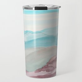 mountain climbing Travel Mug