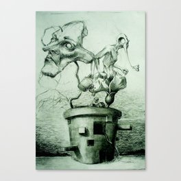Sketch nr.3 Canvas Print