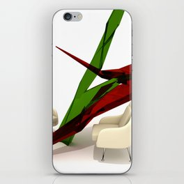 Next Question iPhone Skin