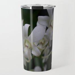 Orquidea blanca Travel Mug
