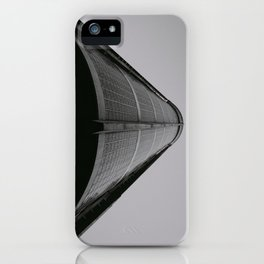 Keep Your Aim High (Into The Void) iPhone Case