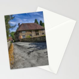 Church House Loose Stationery Cards
