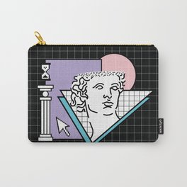 Apollo Vaporwave / greek god Carry-All Pouch