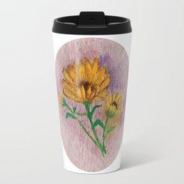 Flor I (Flower I) Travel Mug