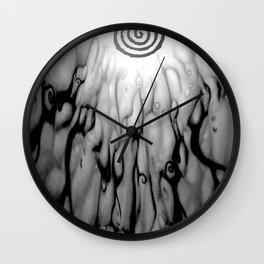 Plague Upon Us Wall Clock