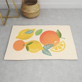 Citrus Fruits Rug