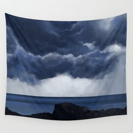 Clouds 02 Wall Tapestry