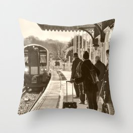 Wareham Commute Throw Pillow