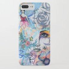doodles iPhone 7 Plus Slim Case