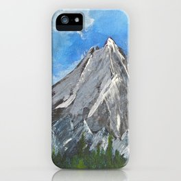 Denali iPhone Case