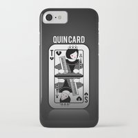 tegan and sara iPhone & iPod Cases featuring Tegan and Sara Quincard by Defi Allih