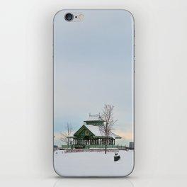 The Kiosk iPhone Skin