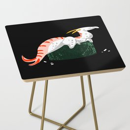 Sushi Dragons Side Table