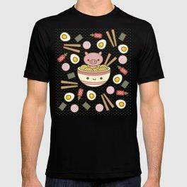 Pig-Chan Ramen Soak T-shirt