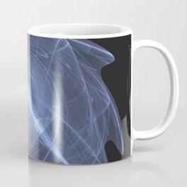 Sacred Energy Crystal of the Throat Chakra Coffee Mug