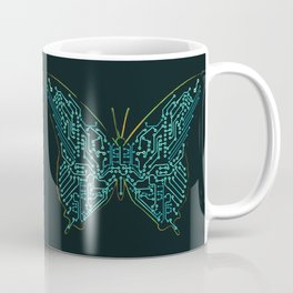 Mechanical Butterfly Coffee Mug
