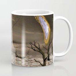 Surreal melting clocks - Dali Coffee Mug
