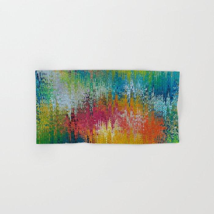 Abstract 192 Hand & Bath Towel