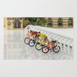 little world bike racing Rug