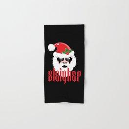 Sleigher | Christmas Xmas Parody Hand & Bath Towel