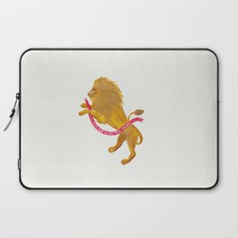 Aslan is on the move Laptop Sleeve