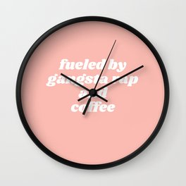 fueled by Wall Clock