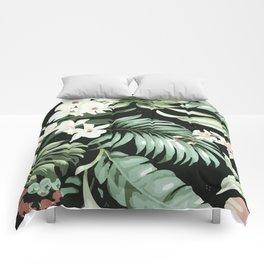 Jungle blush Comforters