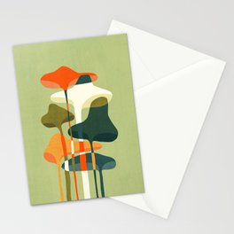 Little mushroom Stationery Cards