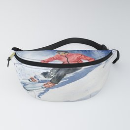 Winter Sport Fanny Pack
