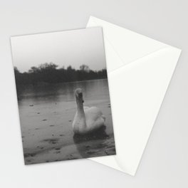 Witchcraft IV - Swan Stationery Cards