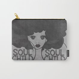 SOUL CHILD Carry-All Pouch