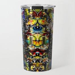 Temple of God Travel Mug