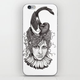 One For Sorrow.... iPhone Skin