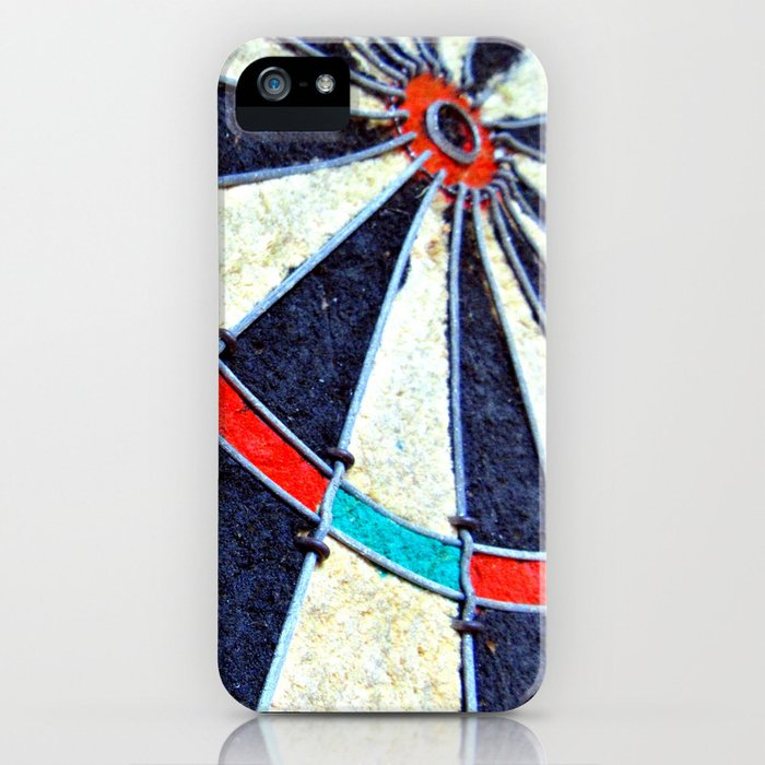 Dartboard iPhone Case