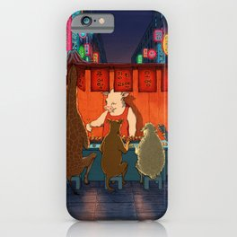 Street Food iPhone Case